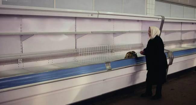 «Дожились под руководством РФ»: В «ДНР» грядет голод, людей призывают срочно закупать макароны и сахар