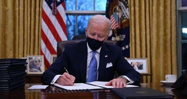 Это не Путин: стало известно, кому Байден совершит первый телефонный звонок