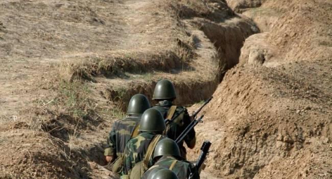 В Минздраве Армении официально озвучили количество погибших военных в Карабахе