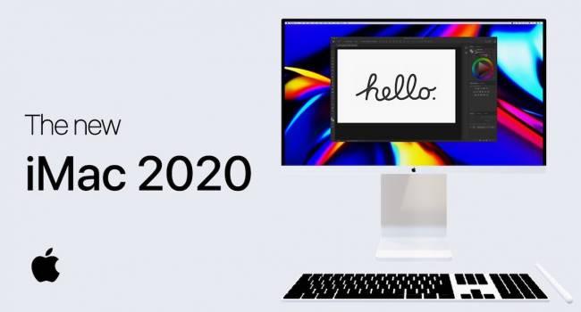 Обзор нового Apple iMac