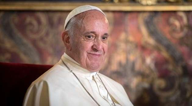 Папа Римский Франциск привился от коронавируса