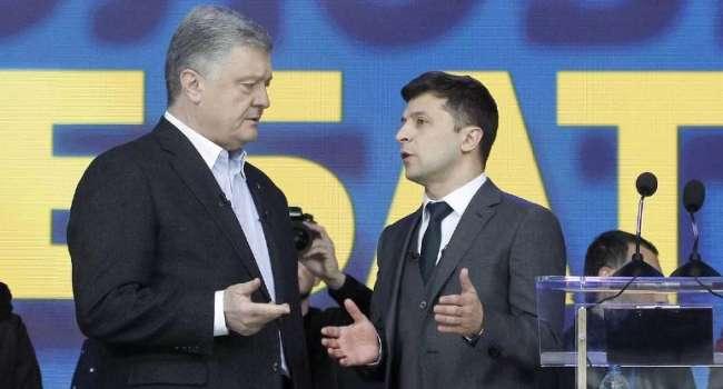 «Порошенко редкий ур*д, поэтому выбрали клоуна»: Погребинский жестко объяснил, почему Зеленский стал президентом