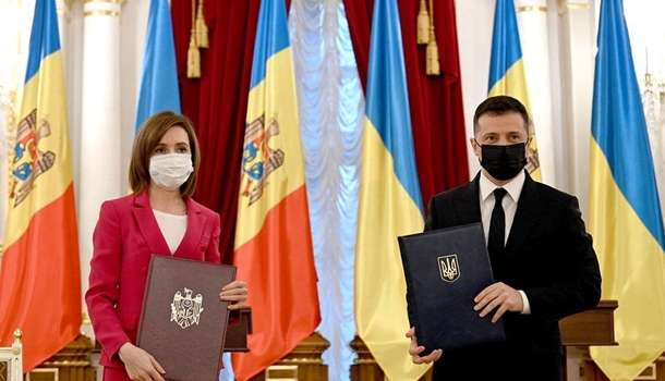 Майя Санду оценила результаты визита в Украину