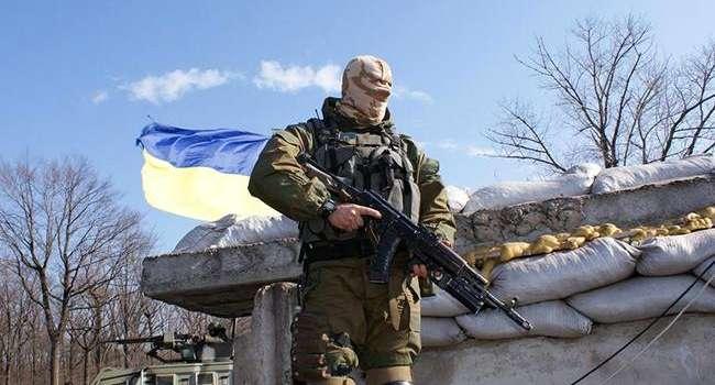 Боевики открыли огонь по ВСУ из пулеметов крупного калибра и гранатометов