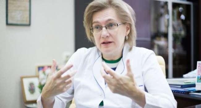 Карантин в Украине должен быть более жестким – инфекционист Голубовская