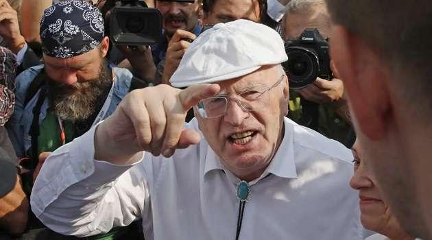В суде Киева состоится суд над Жириновским