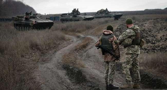 Войска России убили 50 бойцов ВСУ на Донбассе – Министерство обороны