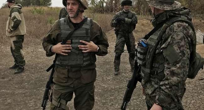 «Жулик, а не герой»: Прилепин «воевал» только по донецким ресторанам. Над ним смеялись все боевики «ДНР» - Гиркин