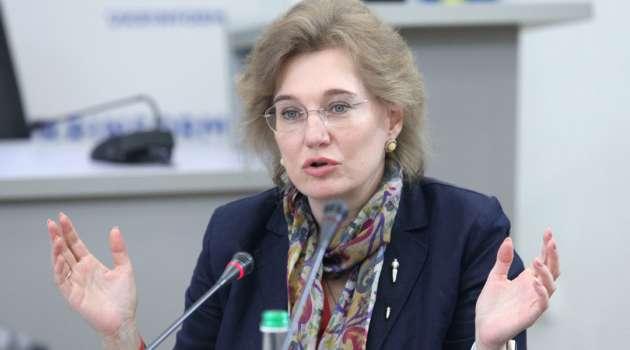 В Украине неправдивая статистика по коронавирусу: Голубовская назвала причину