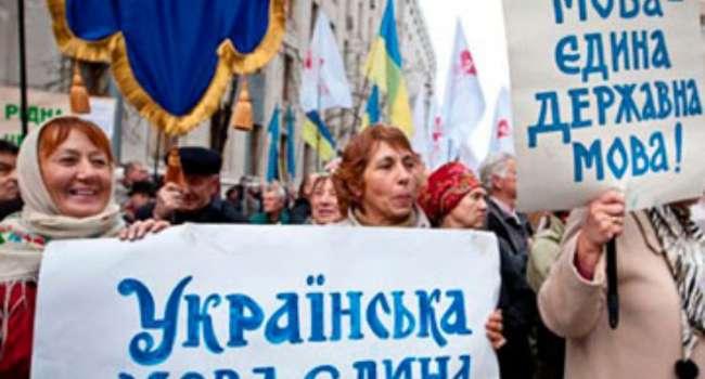 Журналист: у меня плохая новость для любителей «русского мира». Их империя – дохлая, а государство Украина – реальность. Поэтому украинский учить – придется