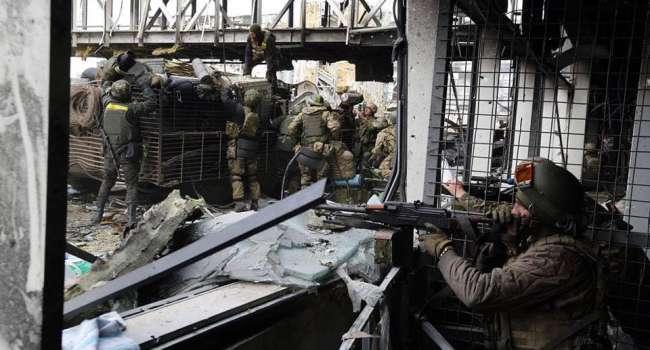 Ветеран АТО: дожились, на ТВ украинских «киборгов» называют преступниками, воевавшими с «мирными жителями Донбасса»