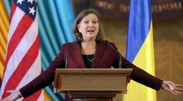 Викторию Нуланл выдвинули на должность заместителя главы Госдепа