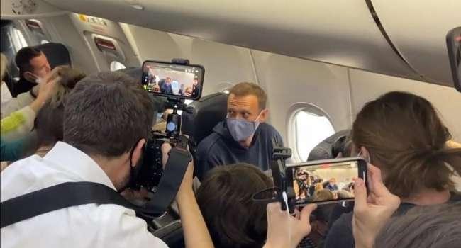 Нусс: с Путиным или Навальным федерации должна быть разрушена и точка
