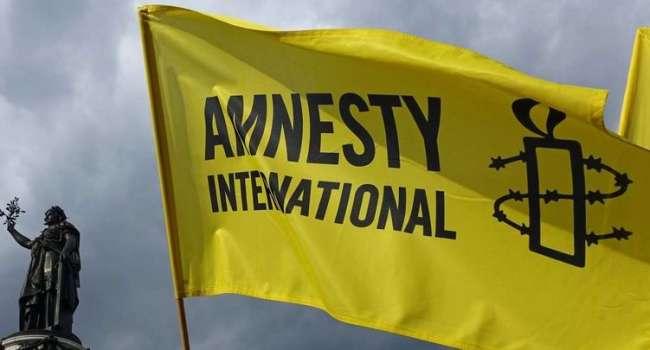 Международная организация Amnesty International отреагировала на арест Навального в «Шереметьево»