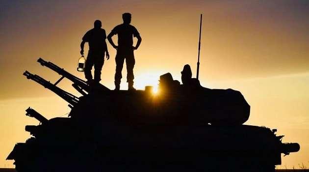 Вчера на Донбассе боевики два раза нарушили режим прекращения огня