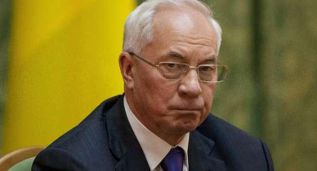 «Ещё  Геббельс выдвигал такую теорию»: Азаров рассказал о последствиях отмены красных дипломов в Украине