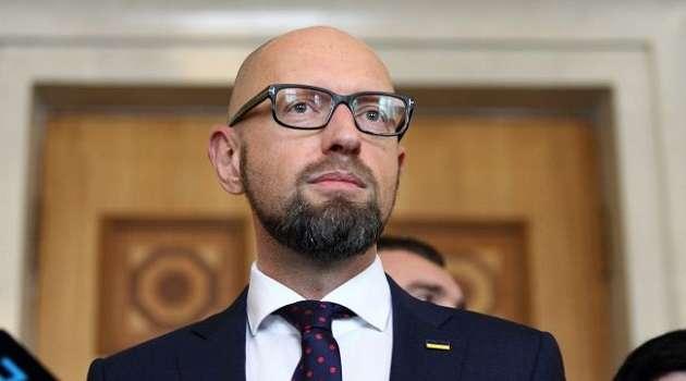 Яценюк пояснил, что вызвало угрозу веерных отключений в Украине