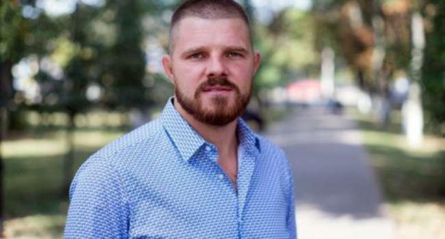 Журналист: новый мэр Борисполя, победив на выборах, выиграл билет на войну. Теперь ему не позавидуешь