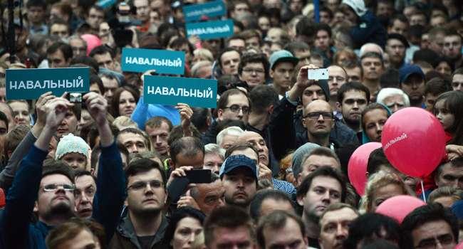 «Беларусь №2?»: Арестованный Навальный призвал граждан России выходить на митинги