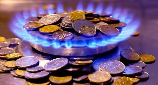 Омелян: финальная цена газа в феврале будет минимум 9,14 грн за 1 куб м газа