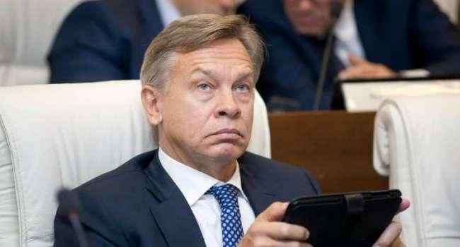 «Он был на своём месте в своём квартале»: Пушков заявил, что роль президента Зеленскому не удалась