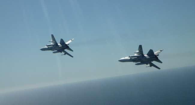 Истребители НАТО перехватили 350 российских самолетов
