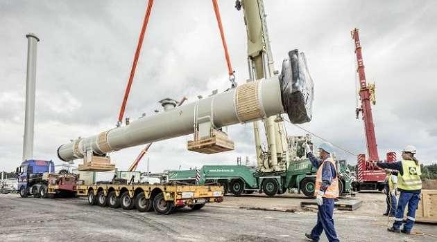 «В том числе, из-за политического давления»: в «Газпроме» заявили о вероятности полной остановки «Северного потока – 2»