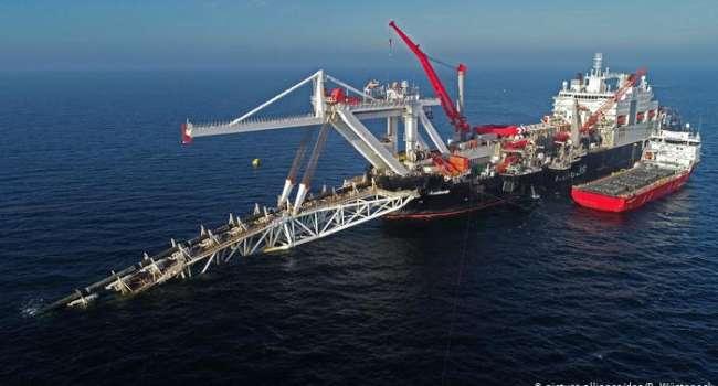 «Северному потоку-2 конец?»: Из-за санкций США от строительства отказываются компании из Германии