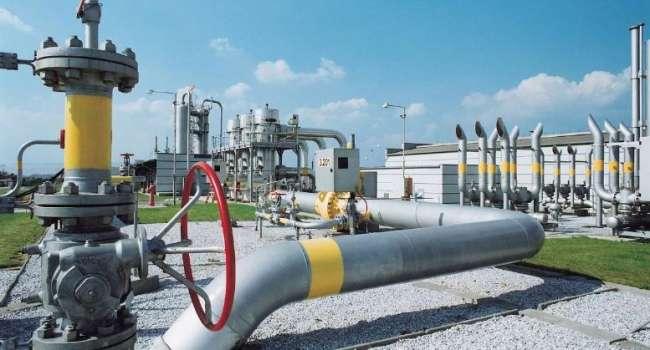 Запасы быстро сокращаются: из-за сильных морозов подземные хранилища газа в Украине начали опустошается