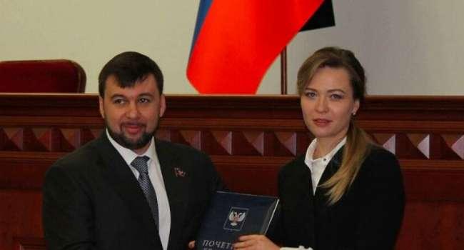 «Новый референудм в «ДНР»: Пушилин и Никонорова говрят, что жители ОРДО жаждут волеизъявления