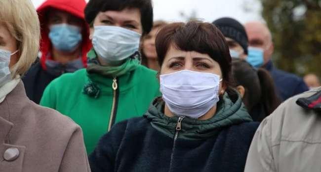 «Стараются не обращаться за медицинской помощью»: доктор объяснила, почему в Украине рекордно сократилось число заразившихся коронавирусом