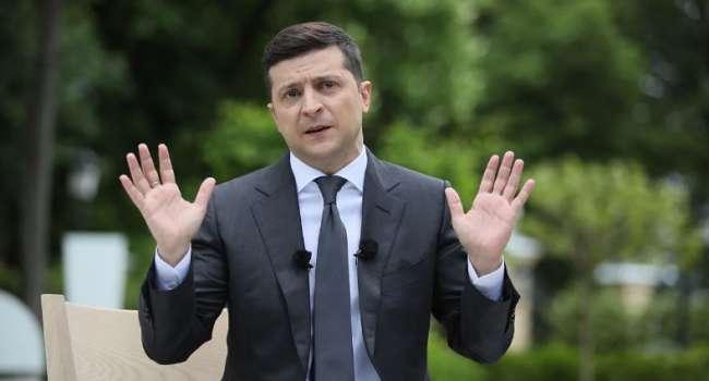 «Фантазии Офиса президента Зеленского»: политолог заявил, что США никогда не будут участвовать в переговорах по Донбассу