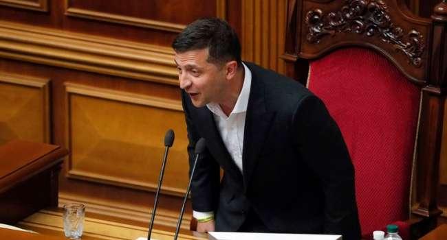 Бала: нужно не останавливаться на депутатах, а сократить и должность президента, и начать с Зеленского, чтобы улучшить ситуацию в стране