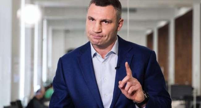 Кличко: В Украине не будут поднимать тарифы на тепло, и горячу воду. Есть договор