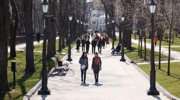Гидрометцентр: в феврале в Украине ожидается сильное потепление до +15
