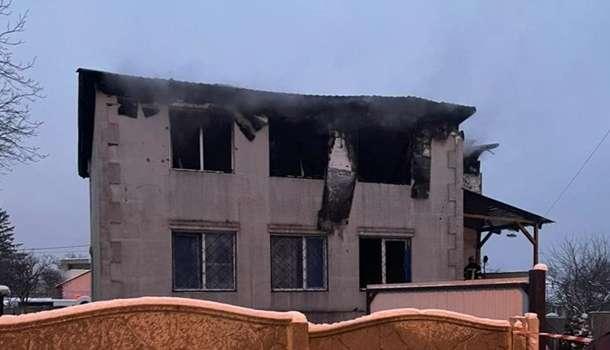 Пожар в Харькове: Сгорел дом для престарелых. Погибли минимум 15 человек - ГСЧС