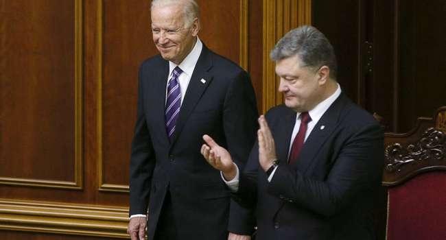 Политтехнолог: кажется, Порошенко и Байден уже поговорили, а вот Зеленский о таком разговоре пока только мечтает