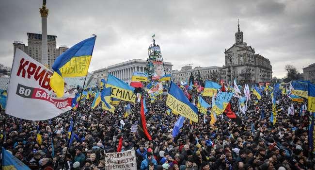 Блогер: мне выть хочется от ярости, ведь мы дожили до того дня, когда правду Майдана мы должны доказывать с помощью европейского суда