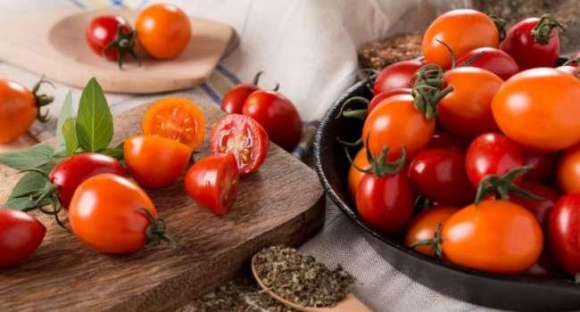 Медики назвали несколько причин для употребления томатов круглый год