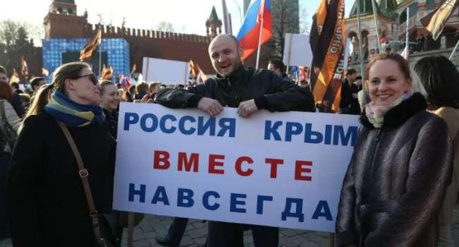 «Посмотрите, что агрессор вытворяет»: житель Харьковской области возмутился высокими пенсиями в Крыму