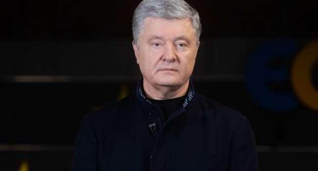 Порошенко предложил Зеленскому помочь в коммуникациях с Байденом – от Банковой тишина