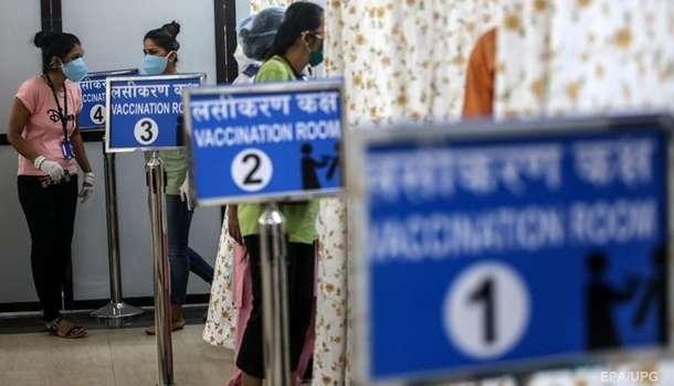 Вакцинация от COVID-19 в Индии проходит галопирующими темпами