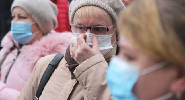 Украина станет первой крупной страной в мире, которая получит коллективный иммунитет против Ковида без всяких вакцин, – блогер
