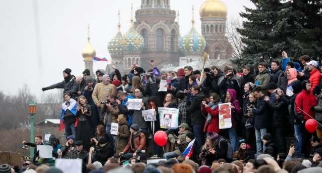 Журналист: все идет очень даже на руку Украине, держим кулаки за Навального