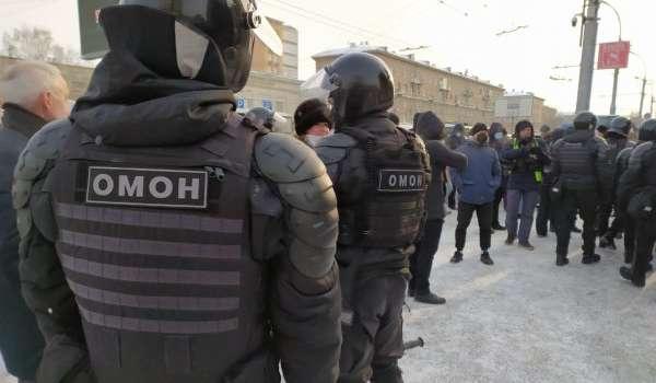 Протесты за Навального: Москва подготовила «титушек» для провокаций – СМИ