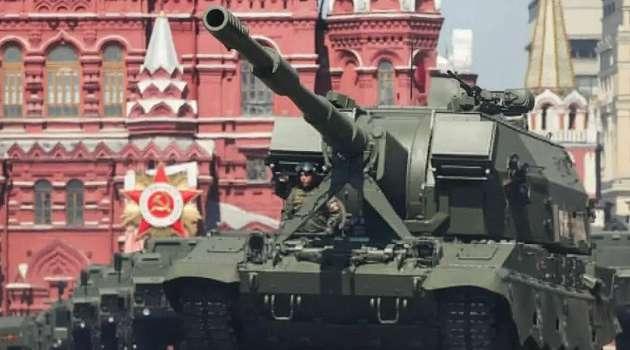 Россия готовится перебросить на границу с Украиной мощную артиллерию, - СМИ