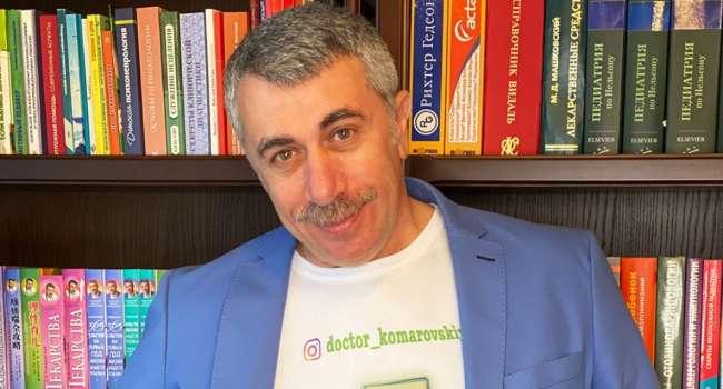 «В самый разгар пандемии»: Комаровский рассказал о пользе молочной продукции