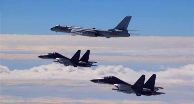 «США поддержат Тайвань»: По тревоге были развернуты тайваньские ЗРК. Боевая авиация КНР пошла на вторжение