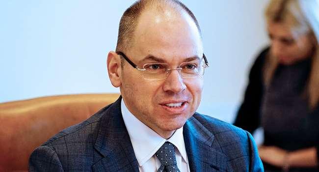Степанов сообщил, что в Украине стабилизовали ситуацию с распространением ковида больше не критична