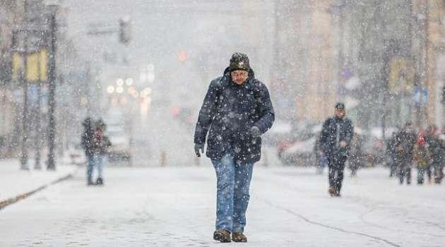 До 20 см. снега и похолодание: синоптики рассказали о погодных перспективах в Украине